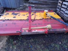 TEAGLE 8 FOOT TOPPER GOOD CONDITION