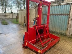 SILAGE BLOCK CUTTER BVL170 2015
