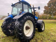 NEW HOLLAND TM175 TRACTOR GWO V5 USED ON TANKER SINCE 2011