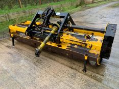 ORSI 2.8MTR FLAIL MOWER 2007, HYDRAULIC SIDE SHIFT FRONT/REAR