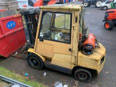 HYSTER FORKLIFT (SPARES & REPAIRS)