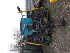 MOORES 4MTR HYDRAULIC FOLDING DIRECT DRILL, TUNESTON COULTER TIPS, RDS NETERINE YEAR 1998