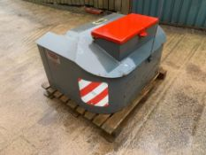 AGRI WELD 1000KG FRONT WEIGHT