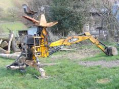 McCONNEL 3 POINT DITCHMASTER DIGGER