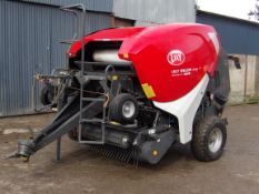 LELY WELGER FIXED RP205 BALER (APPROX 5000 BALES)