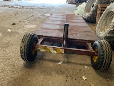LOW LOADER TRAILER by kind permission