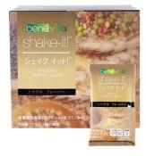 + VAT Brand New 168 Boxes Benevita Shake-It Diet Protein Powder - This Item Retails At £78 Per