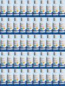 + VAT Brand New 2.5L (50 x 50ml Bottles) Snowden Anti-Bacterial Hand Gel 70% Alcohol - Kills 99.9%