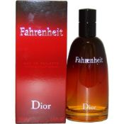 + VAT Brand New Dior Fahrenheit 100ml EDT Spray