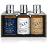 + VAT Brand New Baylis & Harding The Great British Gentleman Ginger & Lime Trio Set Inc Hair & Body