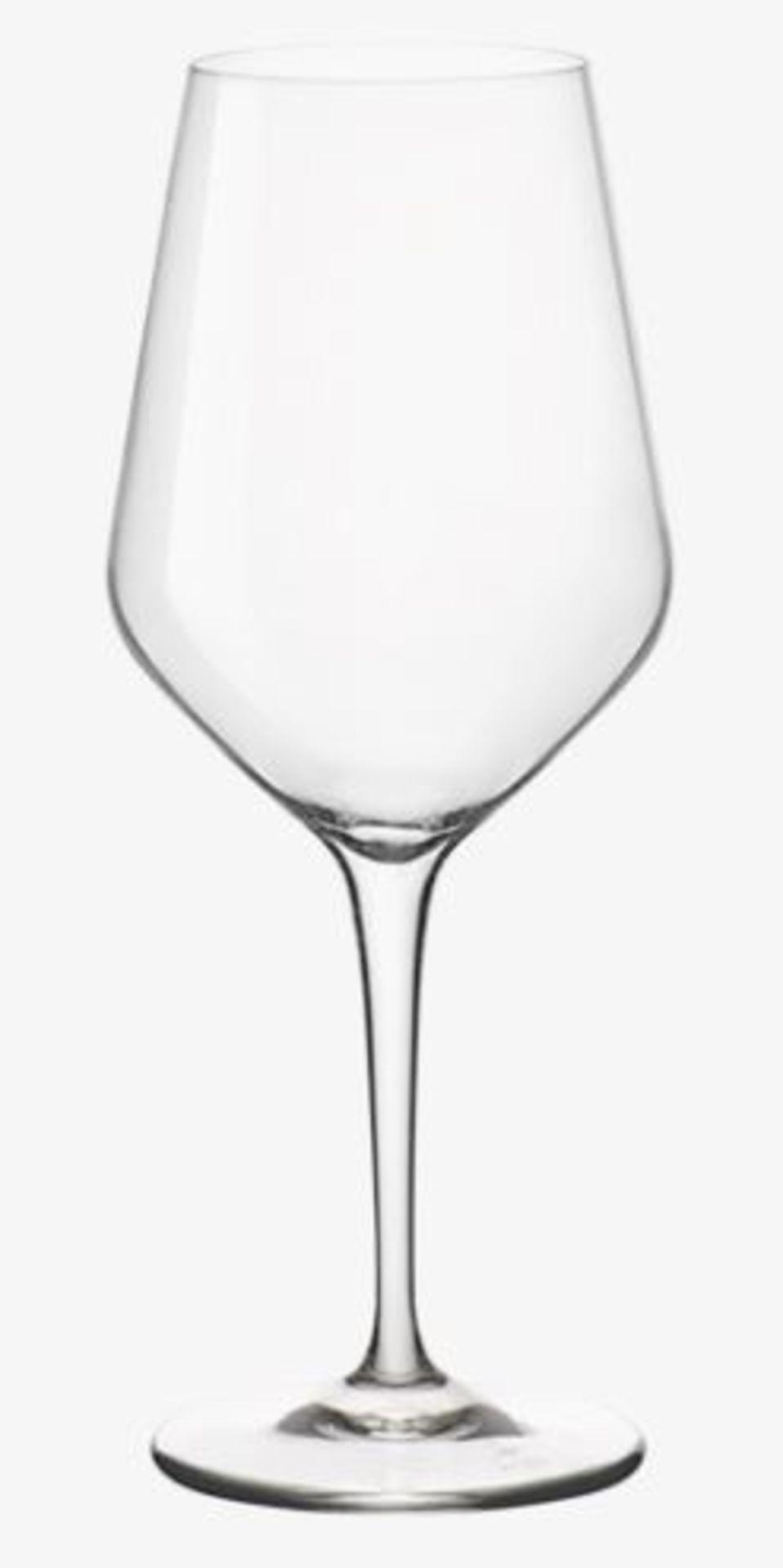 + VAT Brand New Broggi 1818 (Villeroy & Boch) Set of 2 White Wine Glasses 350ml