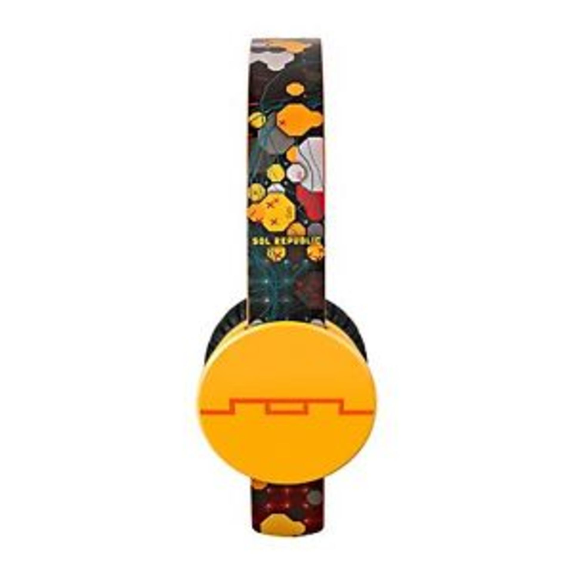 + VAT Brand New Sol Republic Tracks V8 Multicoloured - With Sonic Ear Cushions - Music & Phone