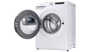 + VAT Grade A/B Samsung WW70T554DAW/S1 7Kg Addwash Washing Machine - A+++ Energy Rating - 15 Minute