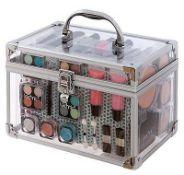 + VAT Brand New Miss Cutie Pie Clear Carry Case Make Up Set ISP £45.35 (Amazon)