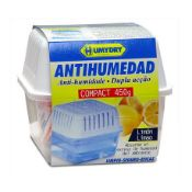+ VAT Brand New A Box Of Three Humydry Compact Moisture Absorbers & Twenty Six Refills