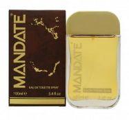 + VAT Brand New Eden Classic Mandate 100ml EDT Spray