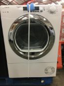 + VAT Grade A/B Candy GVSC9DCG 9Kg Condenser Tumble Dryer - Clever Sensor Dry Technology - 15