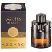 + VAT Brand New Azzaro Wanted By Night 50ml EDP Spray