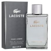 + VAT Brand New Lacoste Pour Homme 100ml EDT Spray