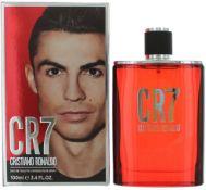 + VAT Brand New Cristiano Ronaldo CR7 100ml EDT Spray