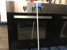 + VAT Grade A/B Bush BIBFOSA Built In Single Electric Oven - 63 Litre Capacity - Six Cooking