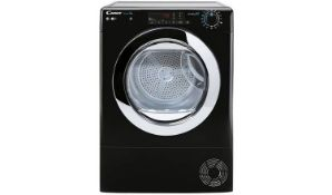 + VAT Grade A/B Candy Smart Pro CSV0 C10TCGB 10Kg Tumble Dryer - 14 Programmes - NFC Technology -