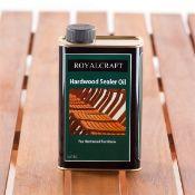 + VAT Brand New Royal Craft 1Ltr Hardwood Sealer Oil For Hardwood Furniture - eBay Price £13.55
