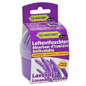 + VAT Brand New A Box Of 24 Humydry Lavender-8 Pine-13 Lemon-24 Vanilla Moisture Absorber Air