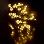 + VAT Brand New 100 Warm White Battery Operated LED Lights