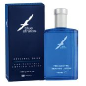 + VAT Brand New Blue Stratos 100ml Pre-Electric