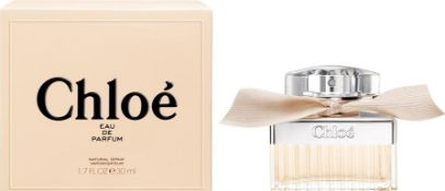 + VAT Brand New Chloe Signature 30ml EDP Spray
