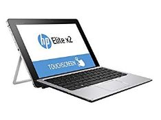 "+ VAT Grade A HP Elite x2 1012 G1 12"" Touchscreen Laptop Tablet - Core M7 6Y75 - 8GB RAM - 256GB"