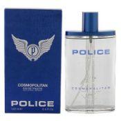 + VAT Brand New Police Cosmopolitan 100ml EDT Spray