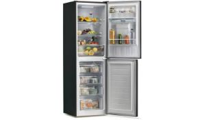 + VAT Grade A/B Candy CMCL5172BWDK Fridge Freezer - A+ Energy Rating - Fridge Capacity 153 Litres -