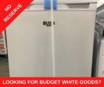 + VAT Grade A/B Bush M5085UCFR Undercounter Freezer - A+ Energy Rated - 68 Litre Capacity -