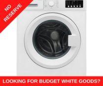 + VAT Grade A/B Bush WMNB1012EW 10KG 1200 Spin Washing Machine - A++ Energy Rating - 15