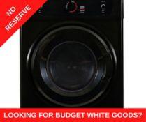 + VAT Grade A/B Bush DHB7VTDB 7Kg Vented Tumble Dryer - 200 minute Quick Dry - Capacity For Up To