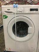 + VAT Grade A/B Bush WMDF621W 6Kg 1200 Spin Washing Machine - A++ Energy Rating - ISP £179.99 (