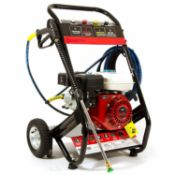 + VAT Brand New Pressure Washer With Petrol Engine 3000PSI - 3GPM Flow Rate ISP £219.99 (Parker) (