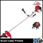 + VAT Brand New Petrol Strimmer 5.5hp-Professional-High Power-Stable Quality-1.6kw/7500rpm-Grass