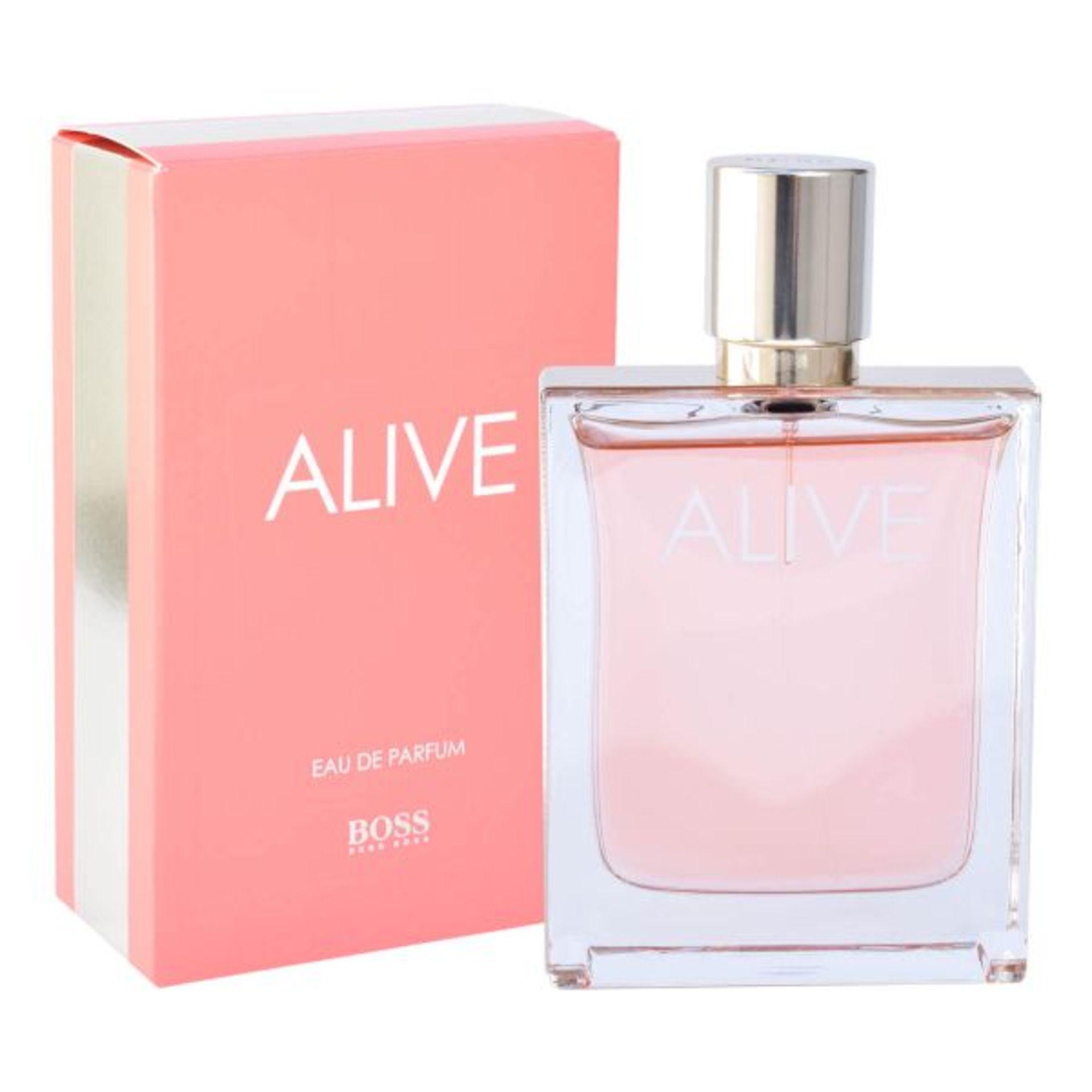 + VAT Brand New Hugo Boss Alive 50ml EDP Spray