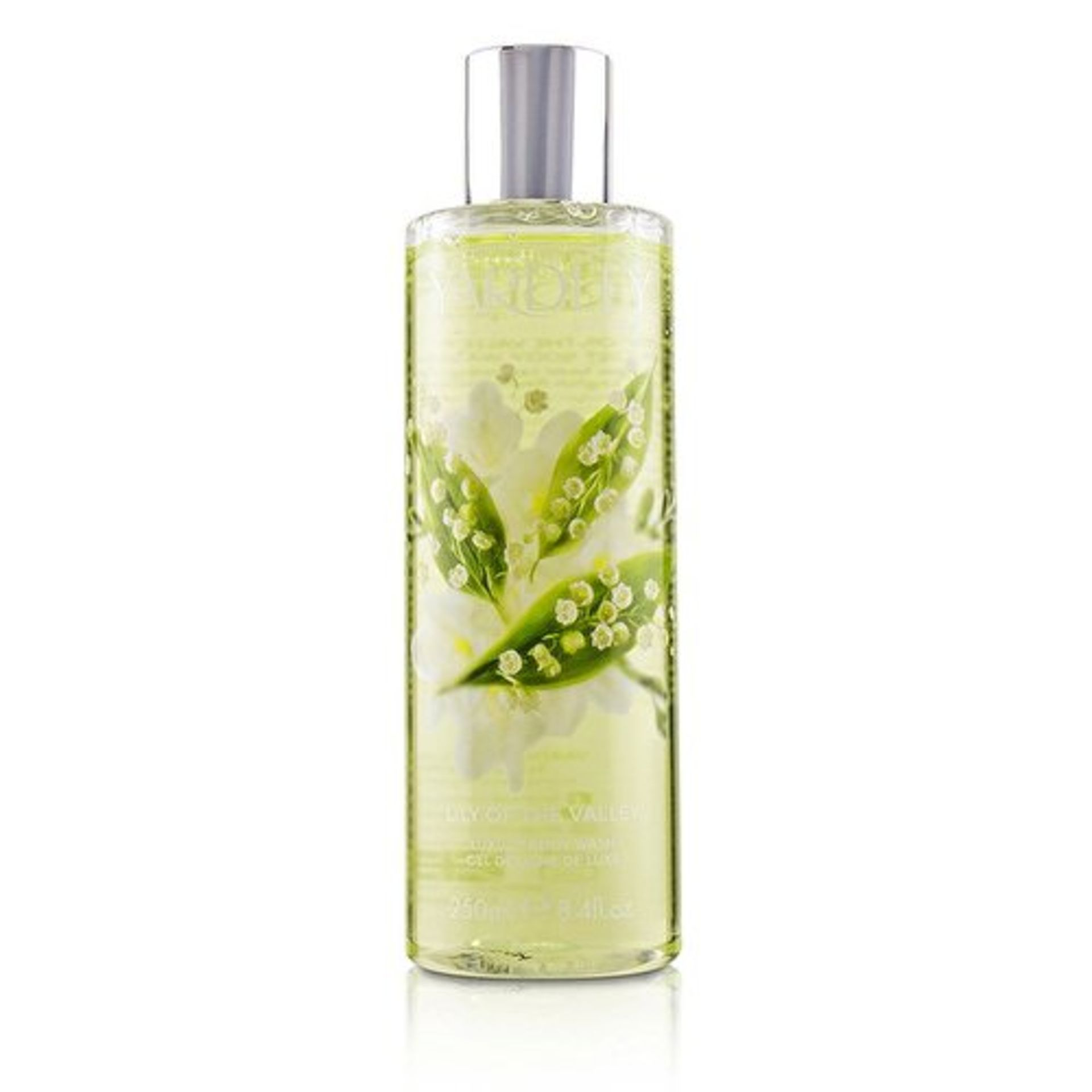 + VAT Brand New Yardley Lily of the Valley 250ml Body Wash
