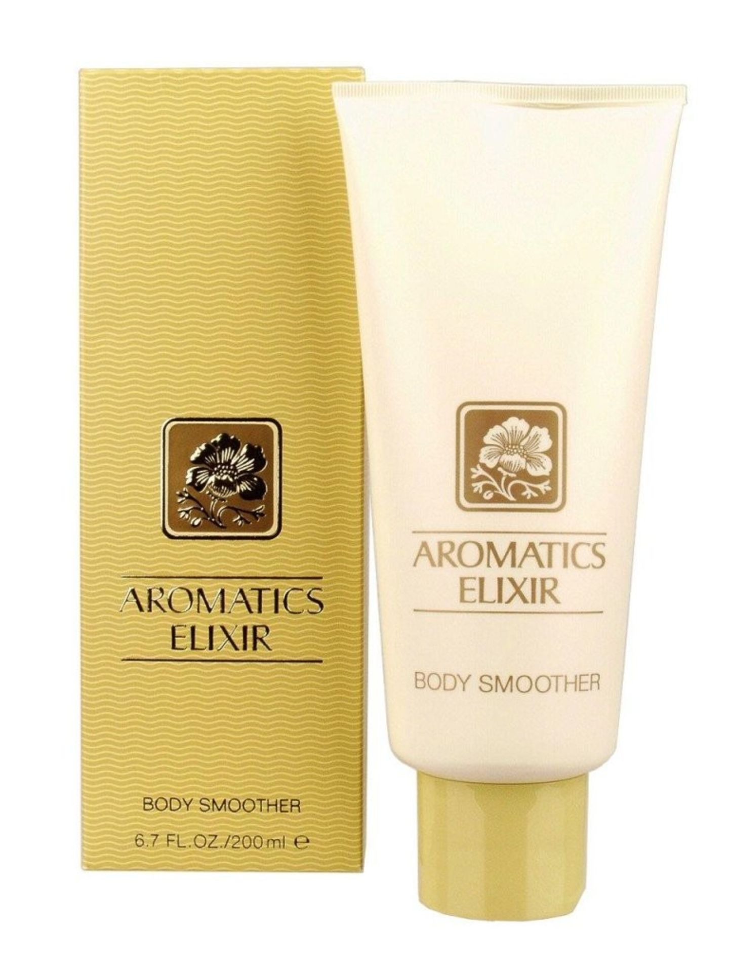 + VAT Brand New Clinique Aromatics 200ml Body Smoother