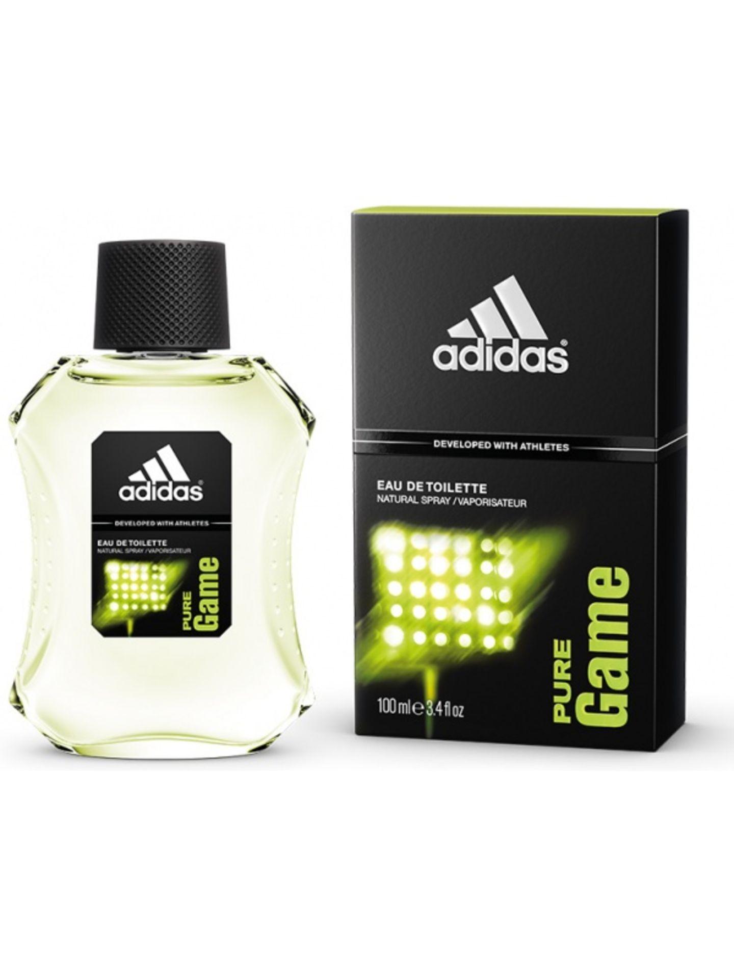 + VAT Brand New Adidas Pure Game 100ml EDT Spray