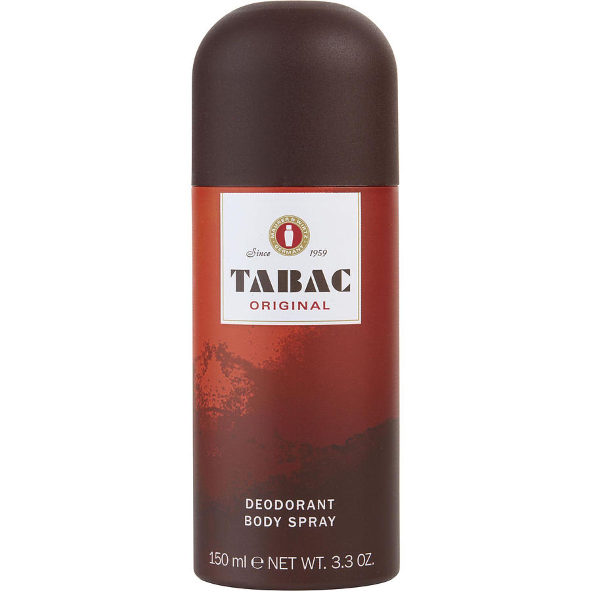 + VAT Brand New Tabac Deodorant 150ml Body Spray