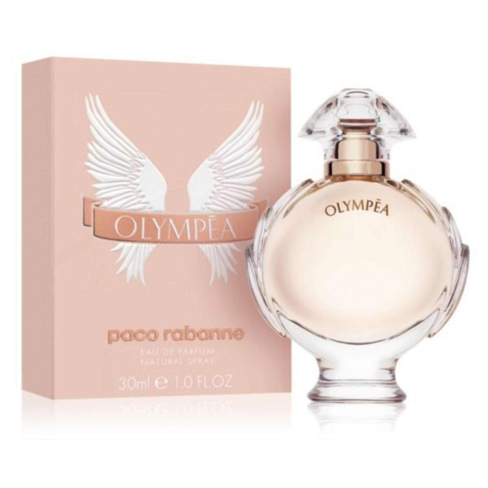 + VAT Brand New Paco Rabanne Olympea 30ml EDP Spray