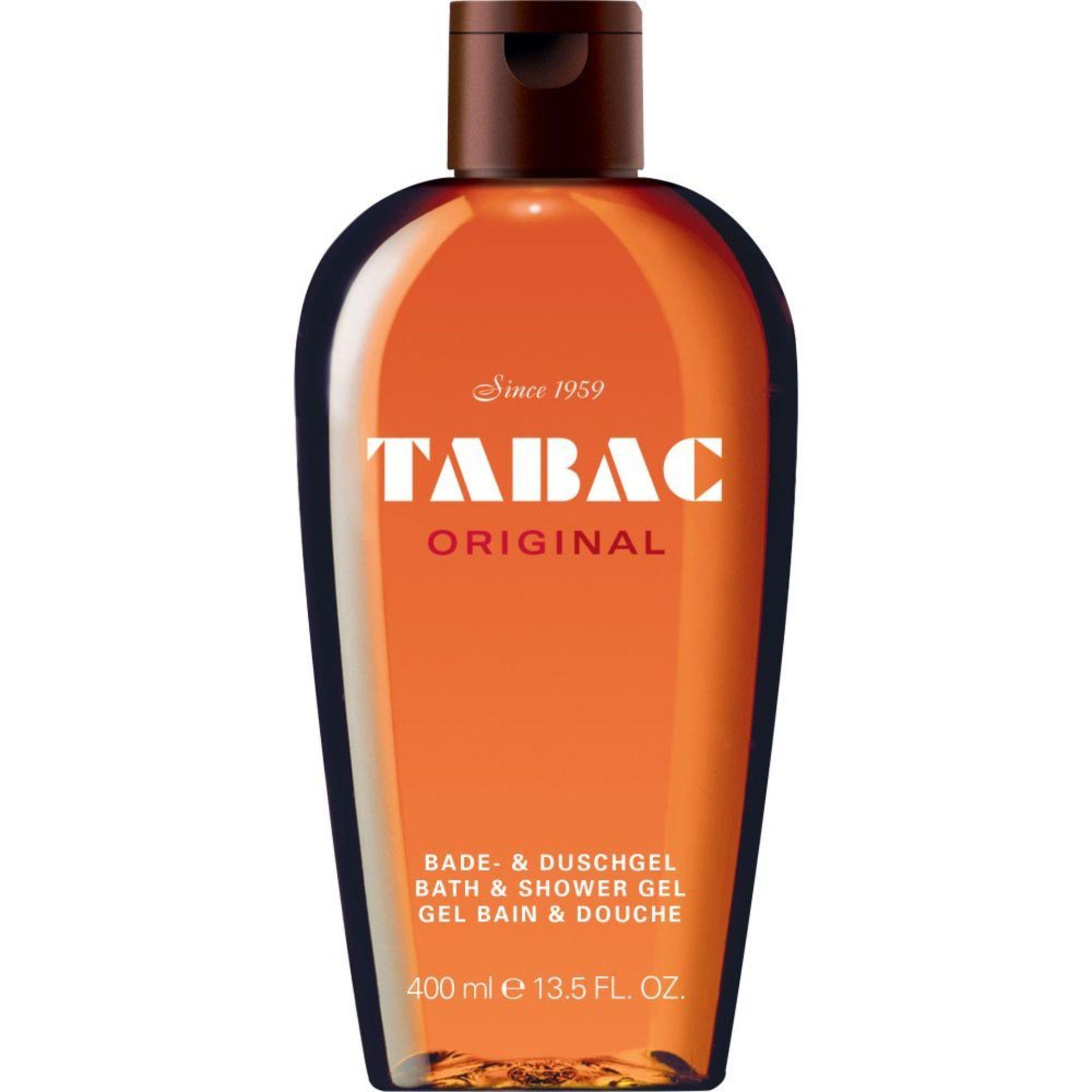 + VAT Brand New Tabac Shower Gel 400ml