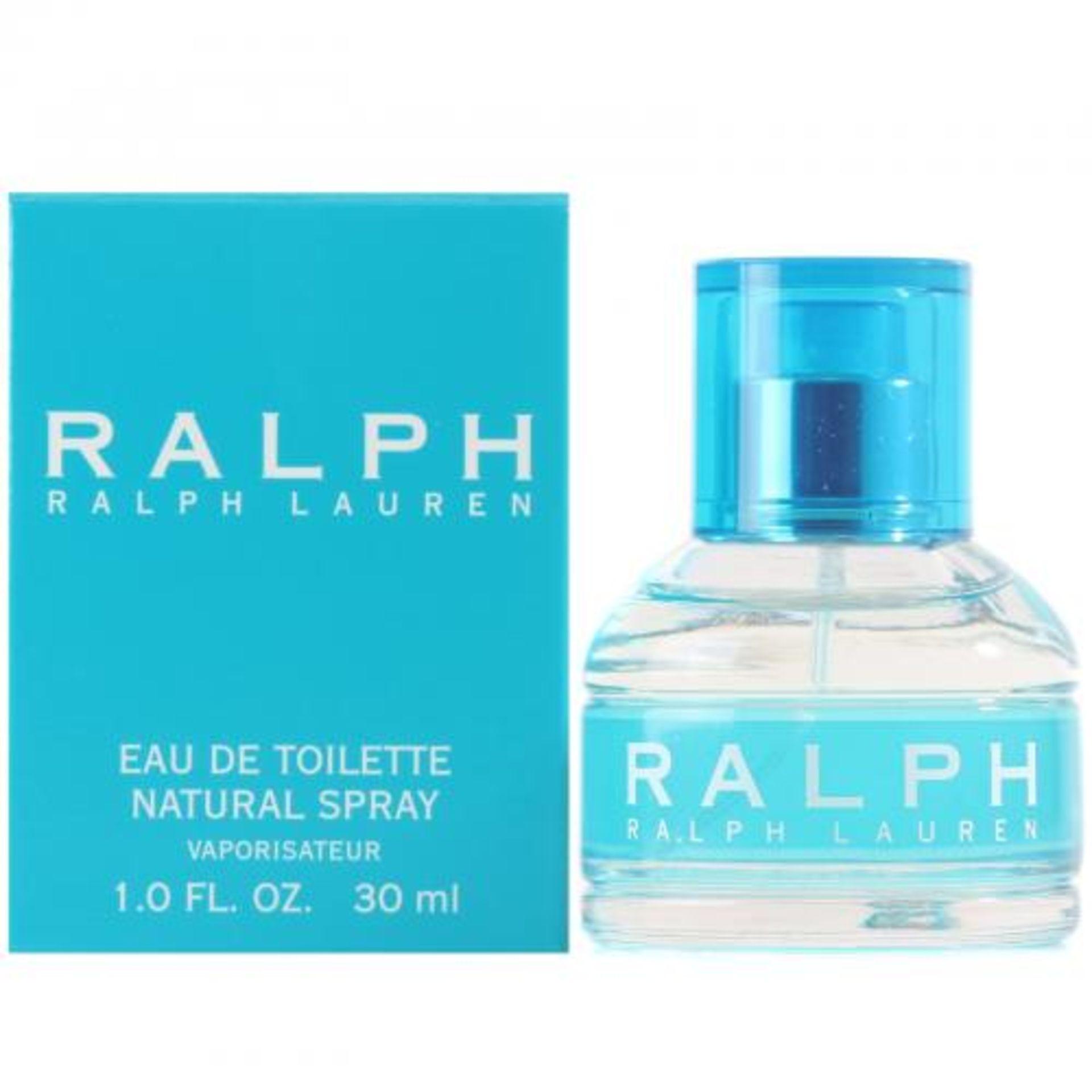 + VAT Brand New Ralph Lauren Ralph (L) 30ml EDT Spray