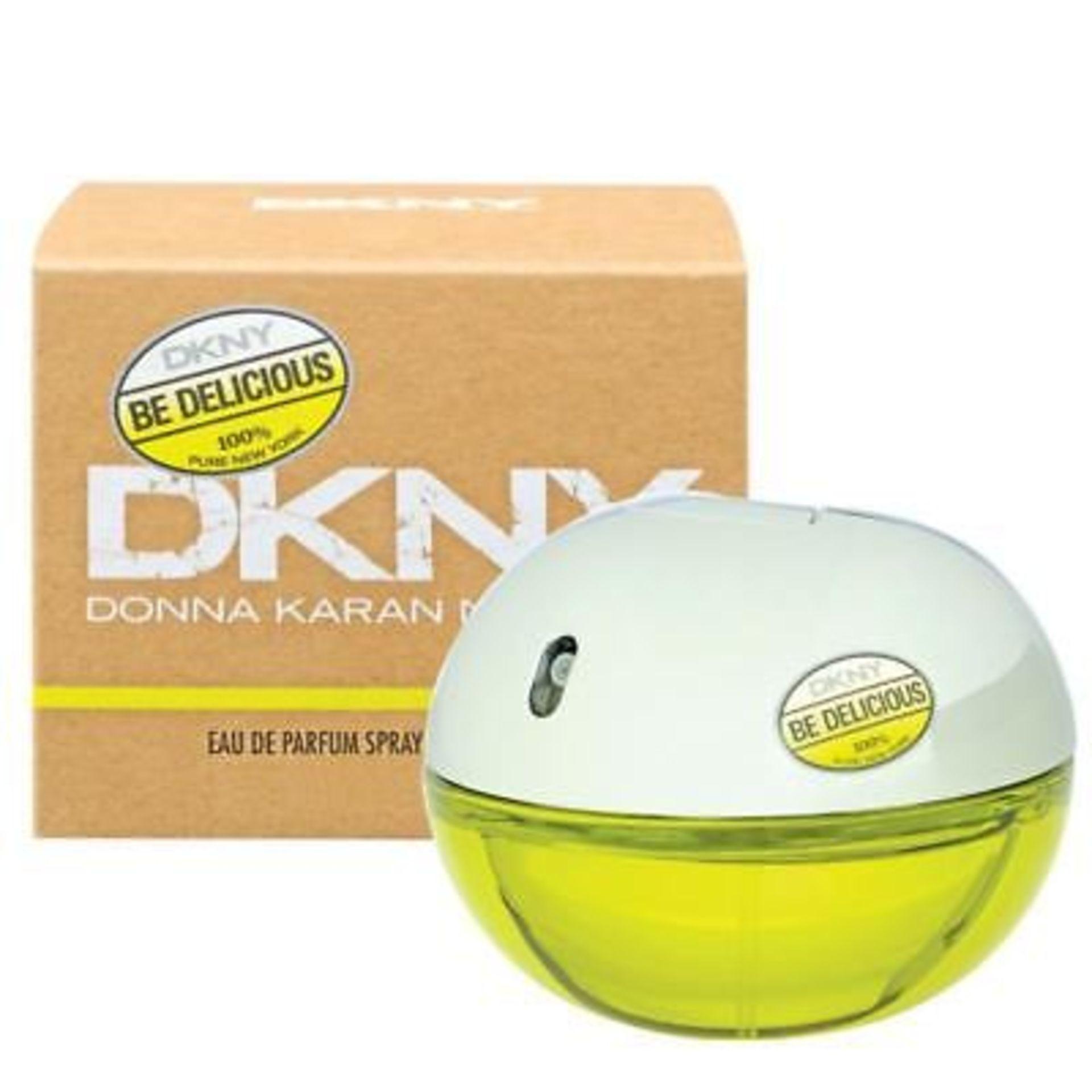 + VAT Brand New DKNY Be Delicious (L) 30ml EDP Spray