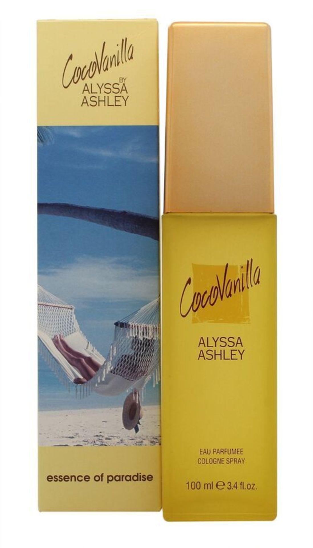 + VAT Brand New Alyssa Ashley Coco Vanilla 100ml EDC Spray